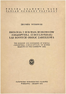 Studia Naturae Nr 12 (1975)