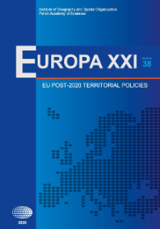 Europa XXI 38 (2020), Forthcoming