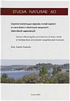 Studia Naturae No. 60 (2013)