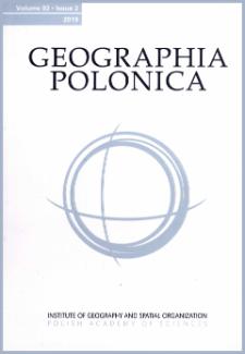 Geographia Polonica Vol. 92 No. 4 (2019)